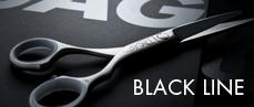 Black Line Jaguar